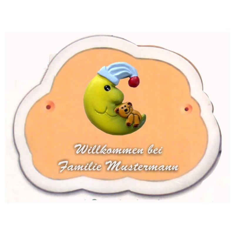 Decoramic Wolkentraum 624 Toskana Motiv Mond Kinderzimmer Gosling P
