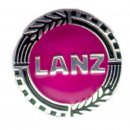 AS Lanz Bulldog Logo Lorbeer