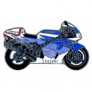 AS SUZUKI GSX R 750/96 blau*