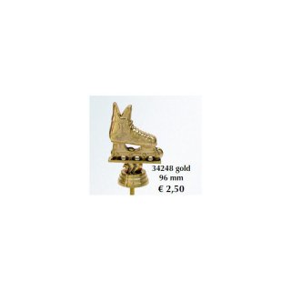 Figur Inliner gold        96mm
