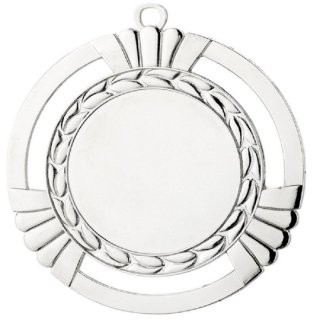 Medaille   90 mm silber