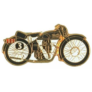 AS VELOCETTE schwarz/gold*